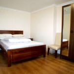 23a Royal Crescent West End Glasgow G3 7SL Bedroom 1