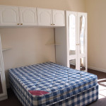 4 Kelvingrove Street Finnieston Glasgow G3 7RX Bedroom