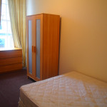 4 Kelvingrove Street Finnieston Glasgow G3 7RX Bedroom 3