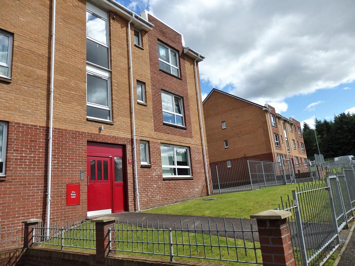 1 Dalveen Street Shettleston Glasgow Lanarkshire G32 7DS