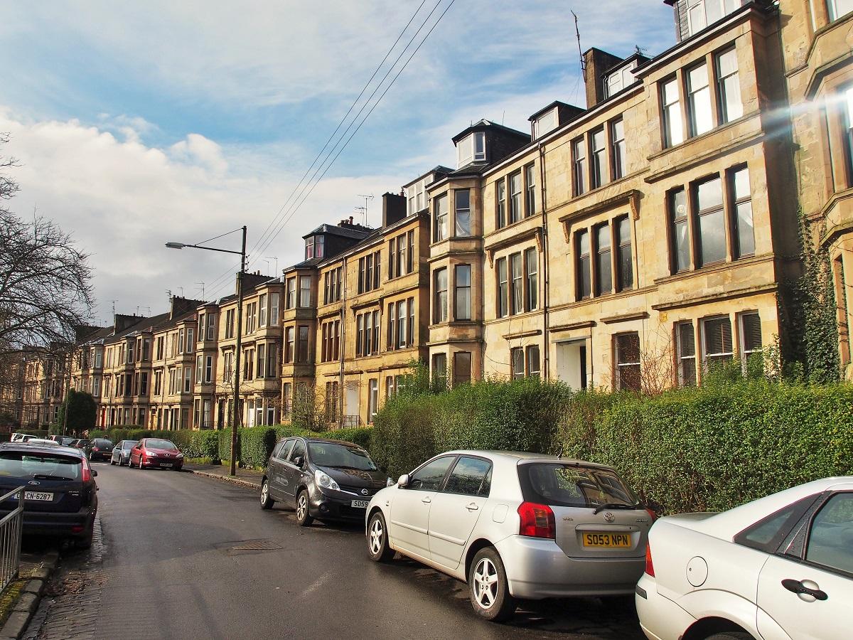 22 Hayburn Crescent West End Glasgow G11 5AY v2