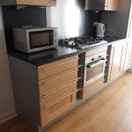 335 Glasgow Harbour Terrace 8-1 Glasgow G11 6BN Kitchen