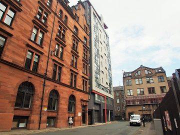 100 Holm Street City Centre Glasgow G2 6SY
