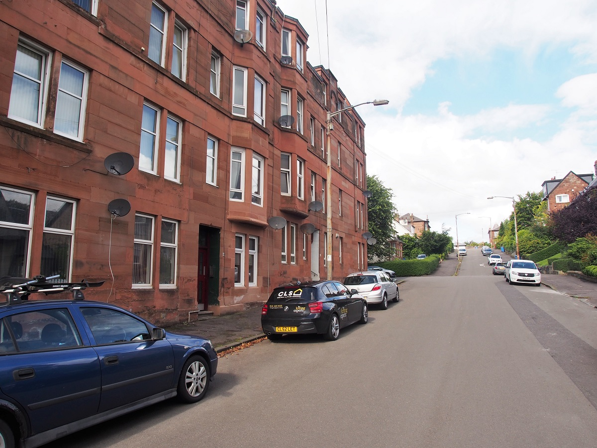 11 Mannering Road South Side Glasgow G41 3TB
