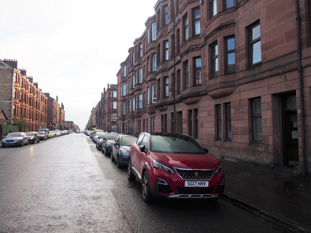 26 Calder Street South Side Glasgow