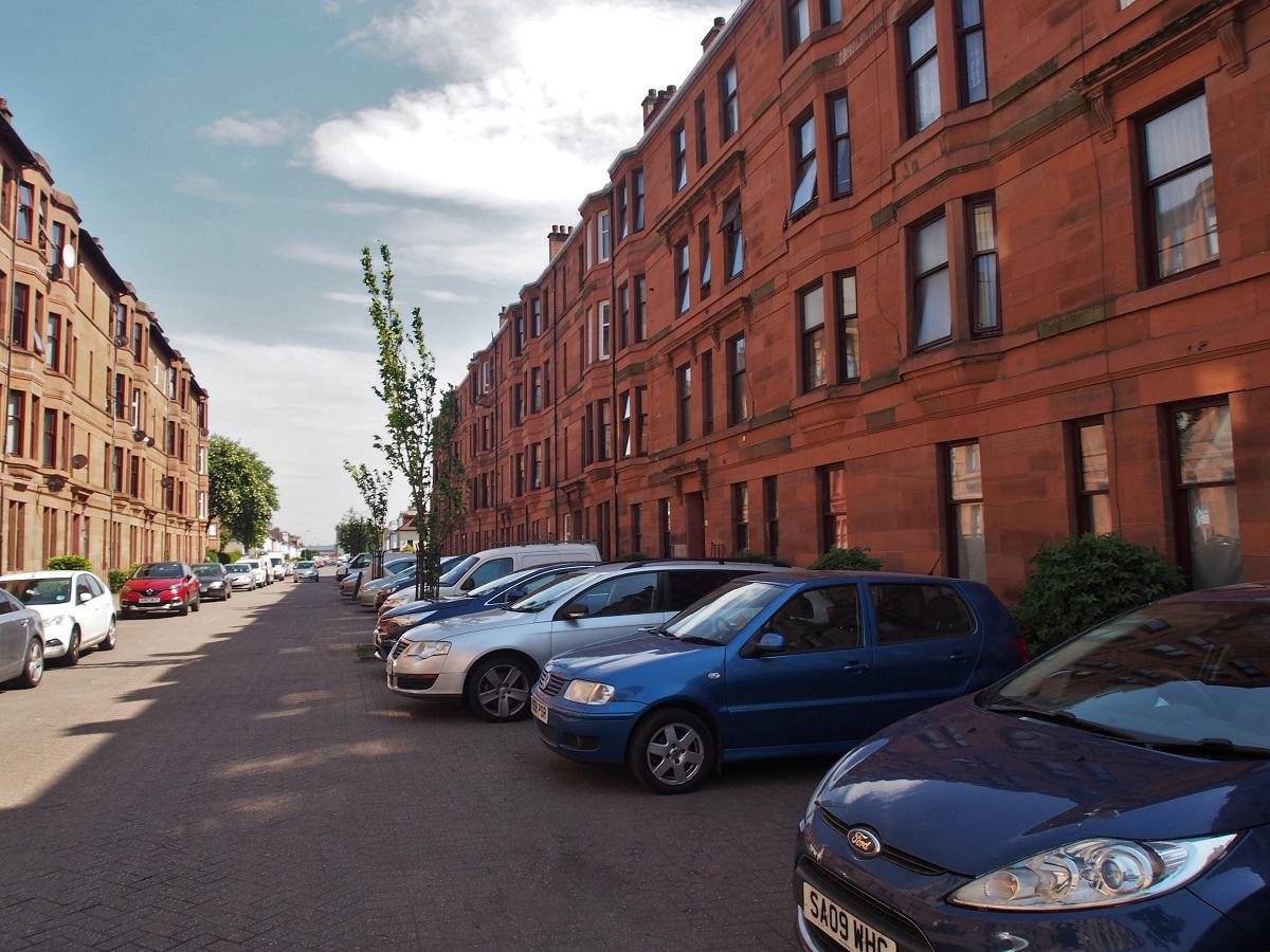 36 Boyd Street South Side Glasgow G42 8AW External