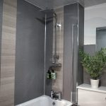 34 Minerva Way West End Glasgow Lanarkshire G3 8GD Main Bathroom Waterfall shower