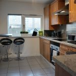 34 Minerva Way West End Glasgow Lanarkshire G3 8GD Kitchen