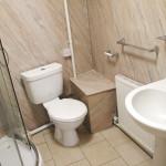 23a Royal Crescent West End Glasgow G3 7SL Bathroom 2