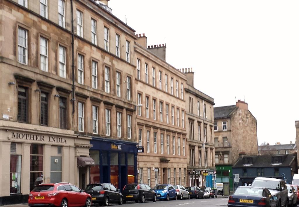 4 Kelvingrove Street Finnieston Glasgow G3 7RX