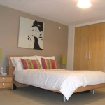 5 South Frederick Street City Centre Glasgow G1 1JG Master Bedroom