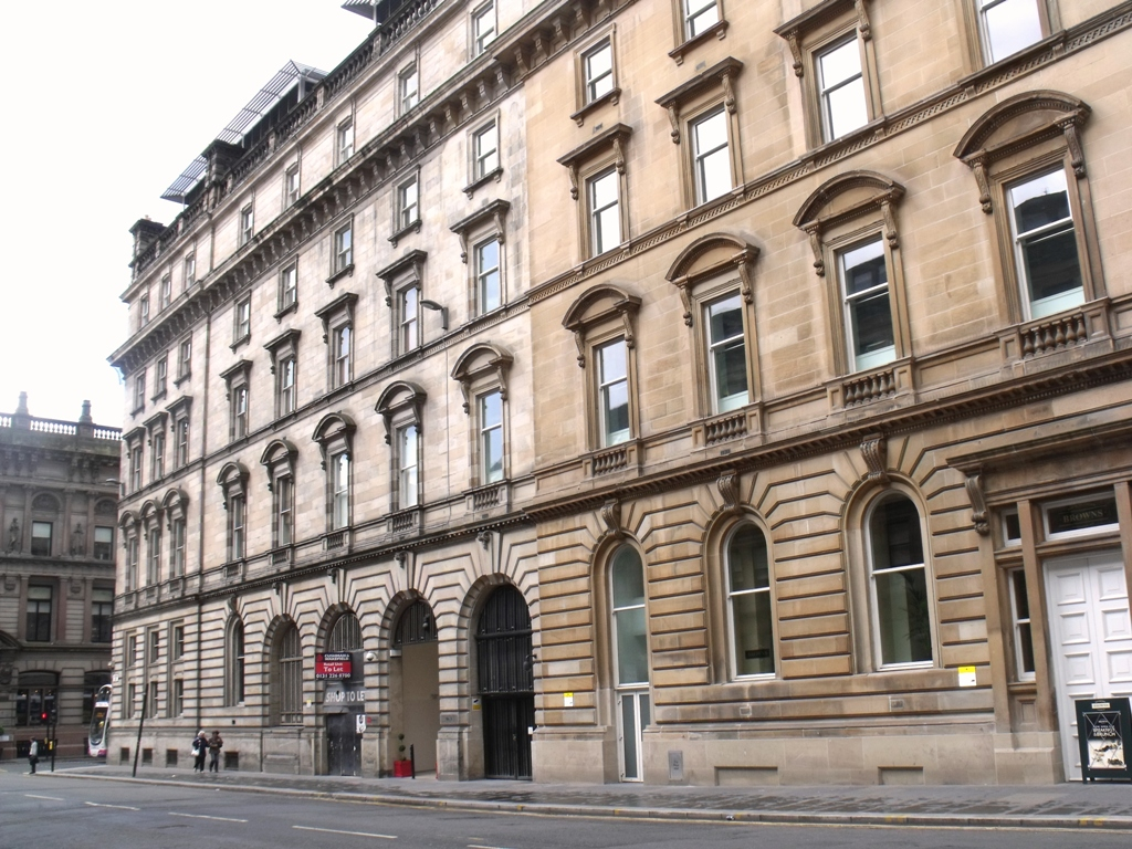 5 South Frederick Street City Centre Glasgow G1 1JG