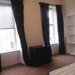 20 Minerva Street West End Glasgow G3 8LD Bedroom 1