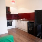 20 Minerva Street West End Glasgow G3 8LD Kitchen