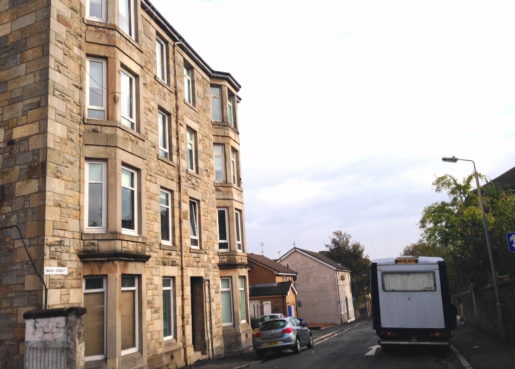 12 Mary Street Paisley Renfrewshire PA2 6JF
