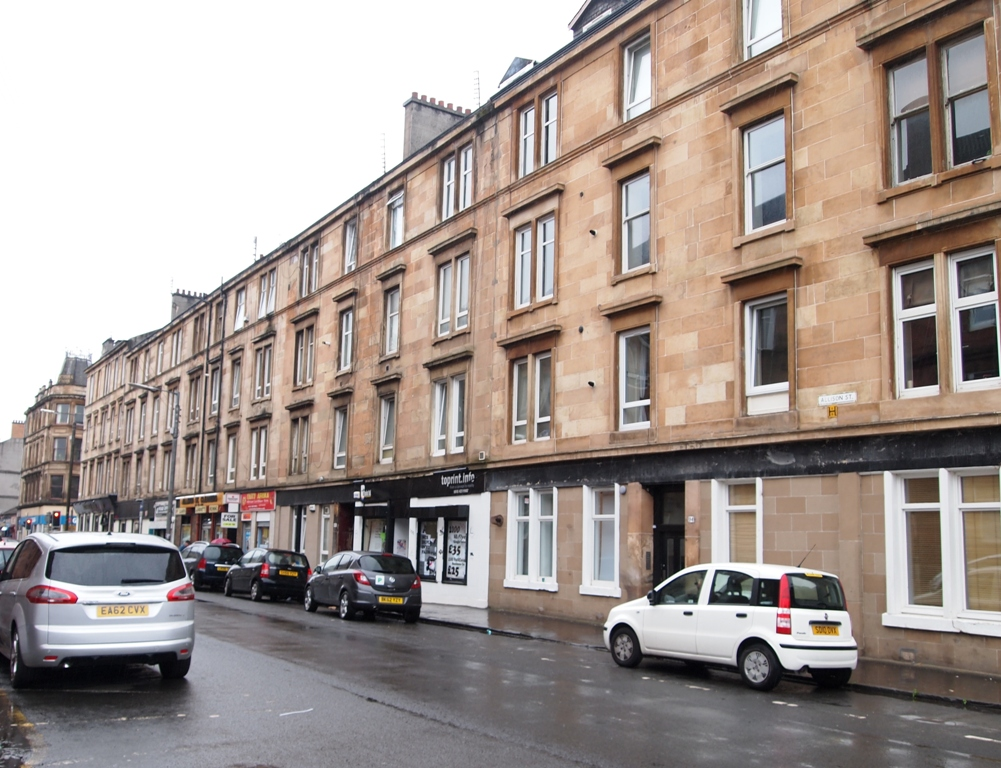 94 Allison Street South Side Glasgow G42 8ND