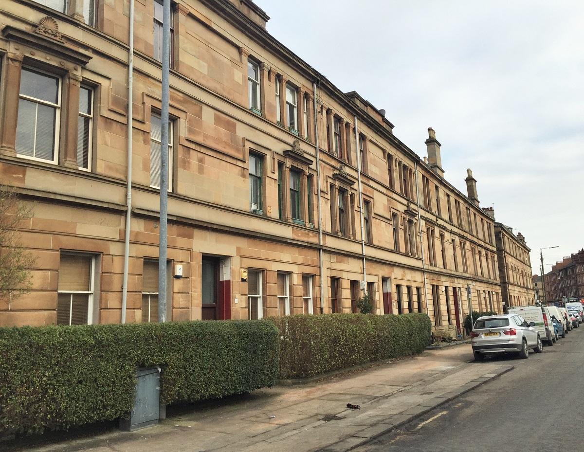 52 Nithsdale Street South Side Glasgow G41 2PY