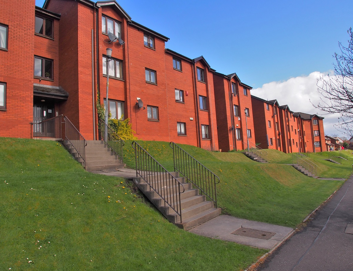 3 Sandbank Drive West End Glasgow G20 0DA