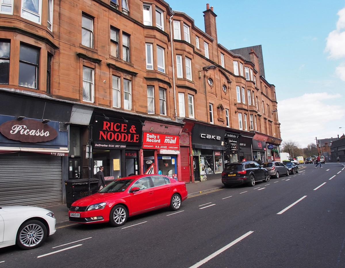 82 Dumbarton Road West End Glasgow G11 6NX