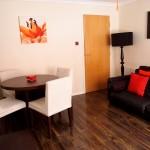 6 Greenlaw Road Yoker Glasgow G14 0PG Lounge