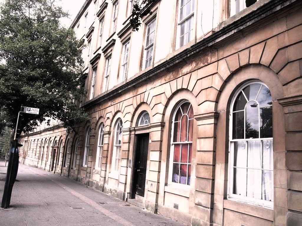 16 Minerva Street West End Glasgow G3 8LD