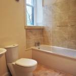 22 Hayburn Crescent Glasgow G11 5AY Bathroom