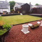 180 Hamilton Road Mount Vernon Glasgow Lanarkshire G32 9QU Garden v1