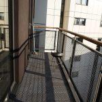 335 Glasgow Harbour Terrace 8-1 Glasgow G11 6BN Rear Balcony