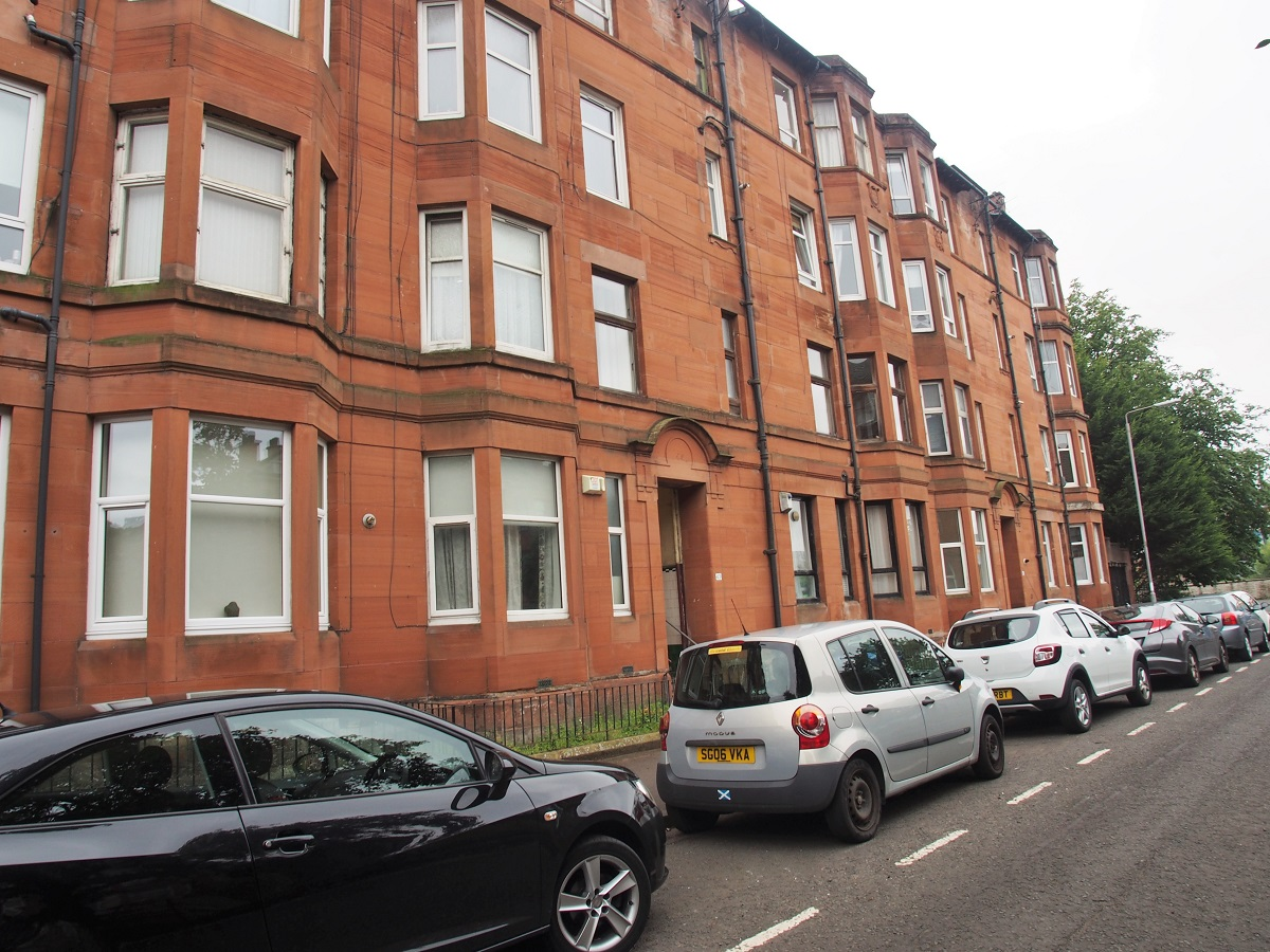 43 Rannoch Street South Side Glasgow G44 4DD