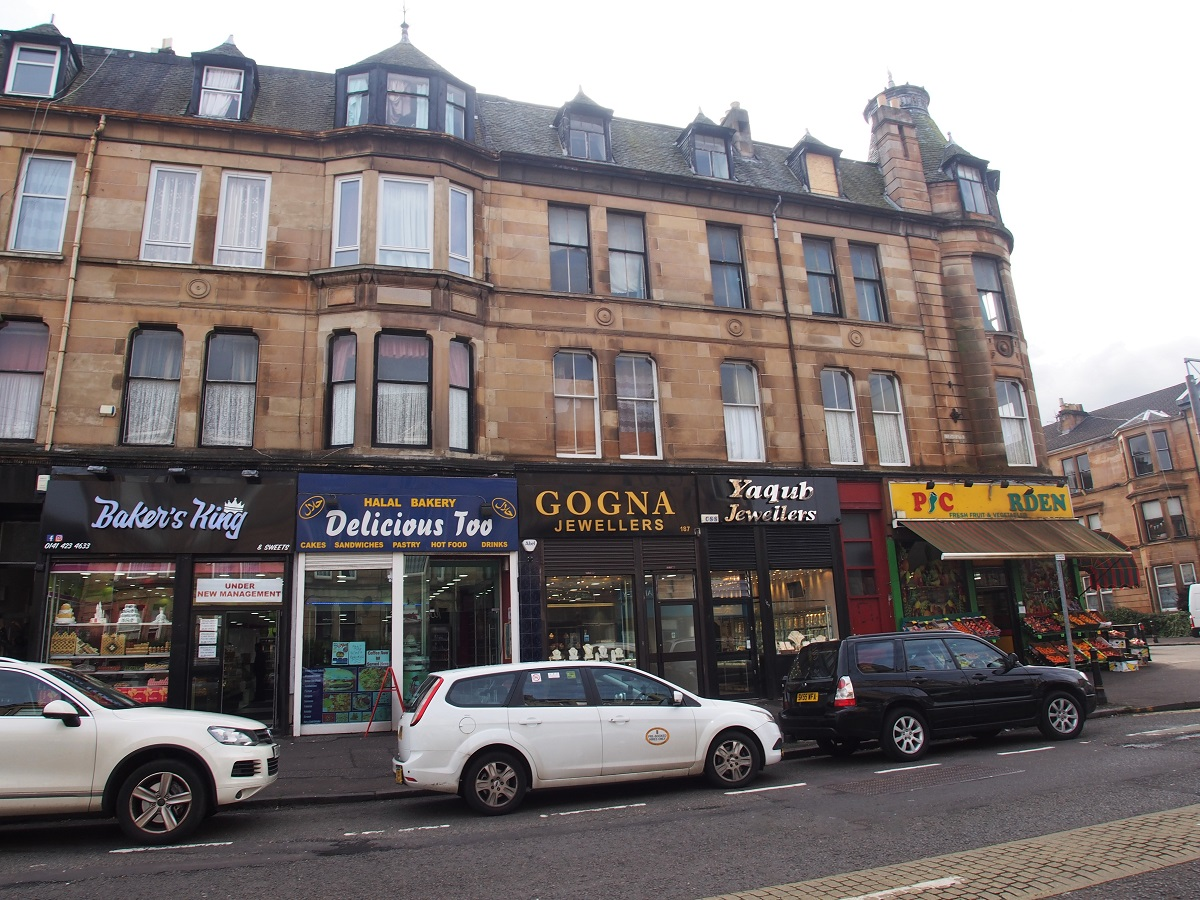 191 Albert Drive Glasgow G41 2ND Room to let