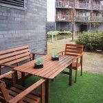 4 Moore Street Glasgow G40 2AD garden