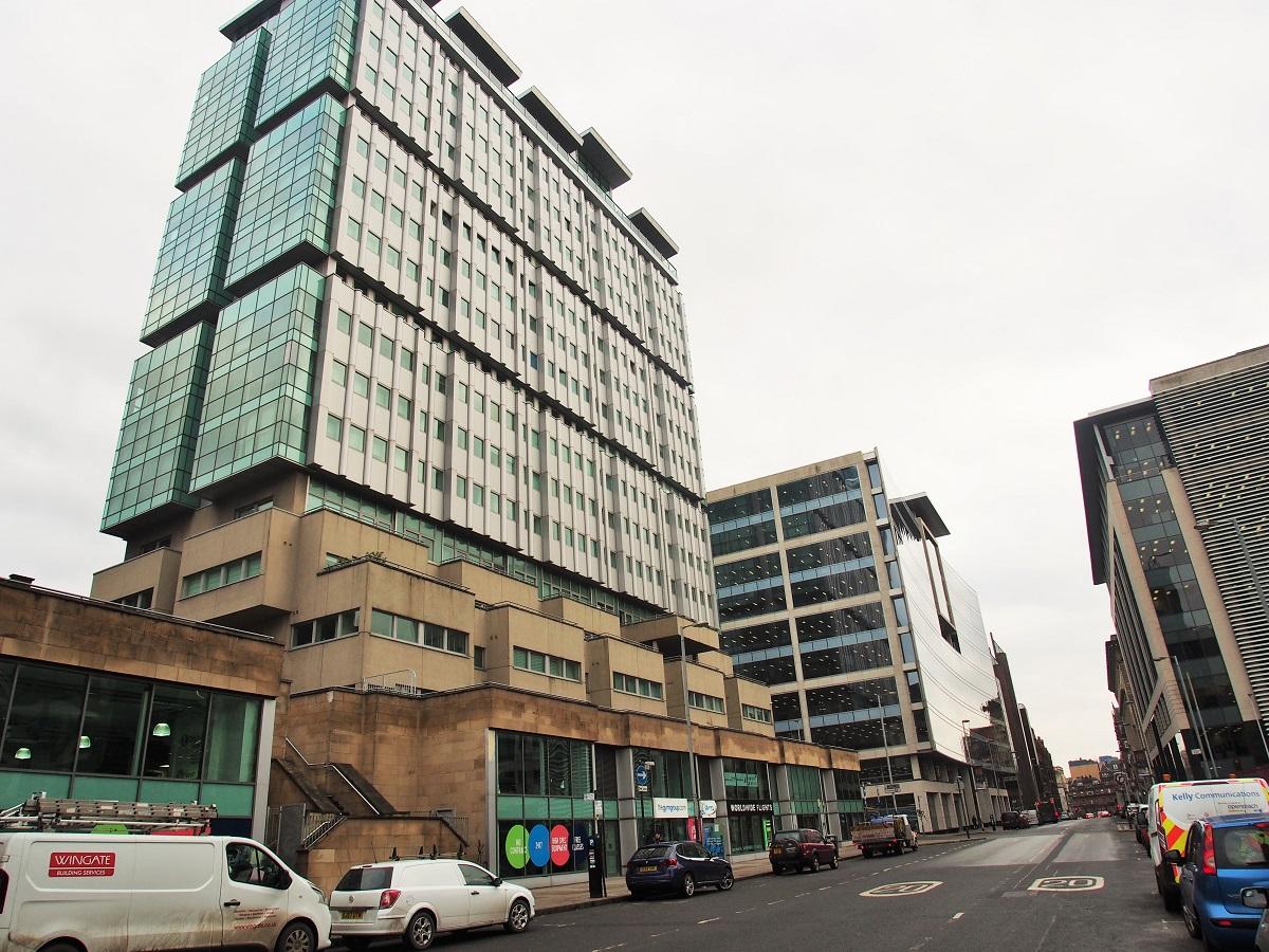 160 Bothwell Street City Centre Glasgow G2 7EA