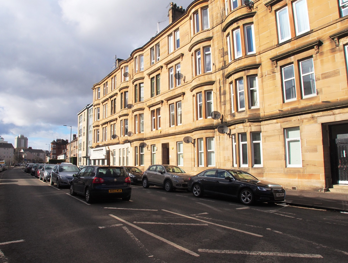 445 Tantallon Road Shawlands Glasgow G41 3HT Exterior