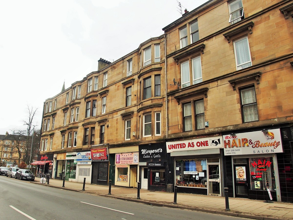 634 Cathcart Road Crosshill Glasgow G42 8AA