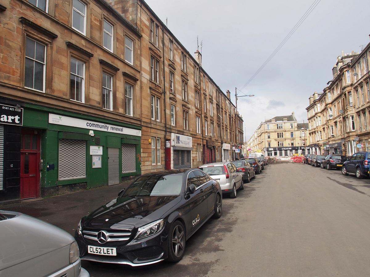 36 Albert Road South Side Glasgow G42 8DN Exterior v2