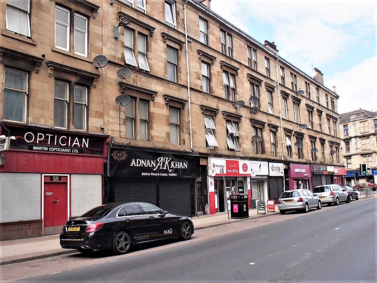 542 Cathcart Road South Side Glasgow G42 8YG