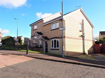 1 Torbeg Gardens East Kilbride Glasgow G75 9NE Exterior