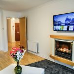36 Minerva Way Glasgow G3 8GD Short Let Daily Rental