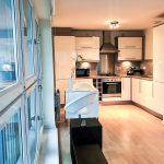 82 Barrland Street Glasgow Lanarkshire G41 1RJ Kitchen