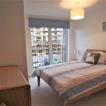 21 Bedford Street South Side Glasgow G5 9RE Master Bedroom