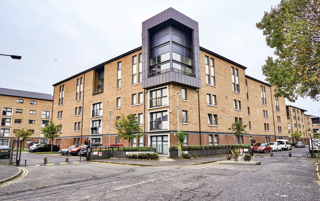 34 Minerva Way Flat 2 West End Glasgow G3 8GD