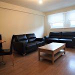 240 Wallace Street Flat 63 Glasgow G5 8AF Lounge