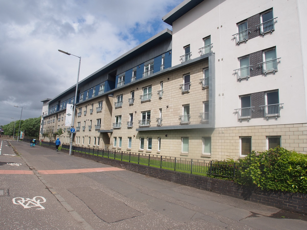 391 Shields Road South Side Glasgow G41 1NW Exterior