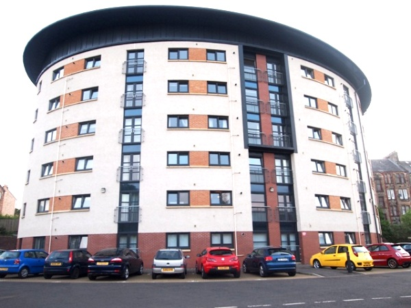 110 Saucel Crescent Elipta Building Paisley External