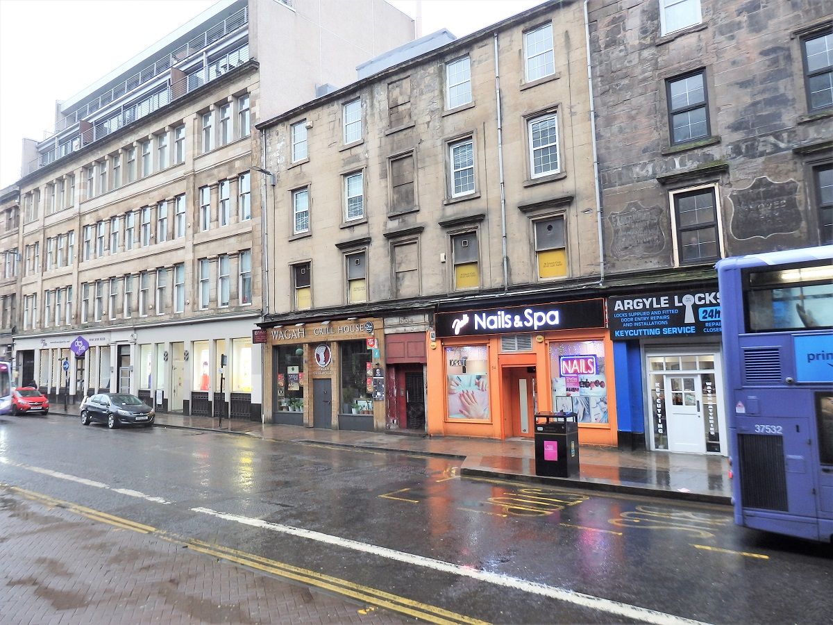 56 Howard Street Merchant City Glasgow G1 4EE Exterior 2