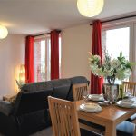 23 Bedford Street South Side Glasgow G5 9RE Lounge Kitchen Service Pack