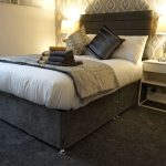 1150 Cathcart Road South Side Glasgow Lanarkshire G42 9EG Bedroom 1