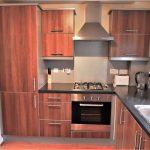 82 Barrland Street South Side Glasgow Lanarkshire G41 1AJ Kitchen