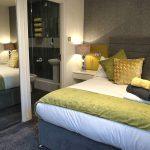 34 Minerva Way West End Glasgow Lanarkshire G3 8GD Master Bedroom
