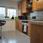 34 Minerva Way West End Glasgow Lanarkshire G3 8GD Kitchen